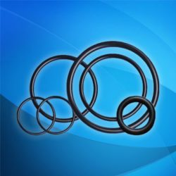 Perfluoroelastomer Ffkm O-Rings