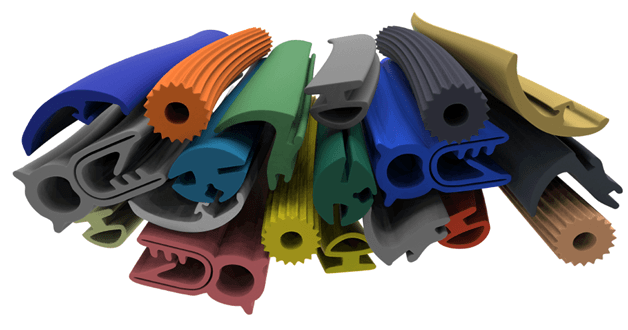 Extruded Rubber Profile India, Extruded Rubber Profile Tamil Nadu, Chennai