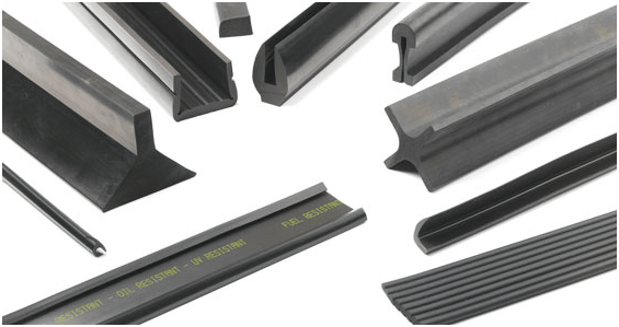 Adjustable Rubber Profiles, Manufacturers India